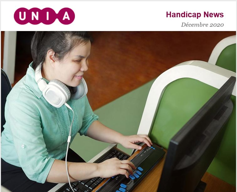 Handicap news UNIA